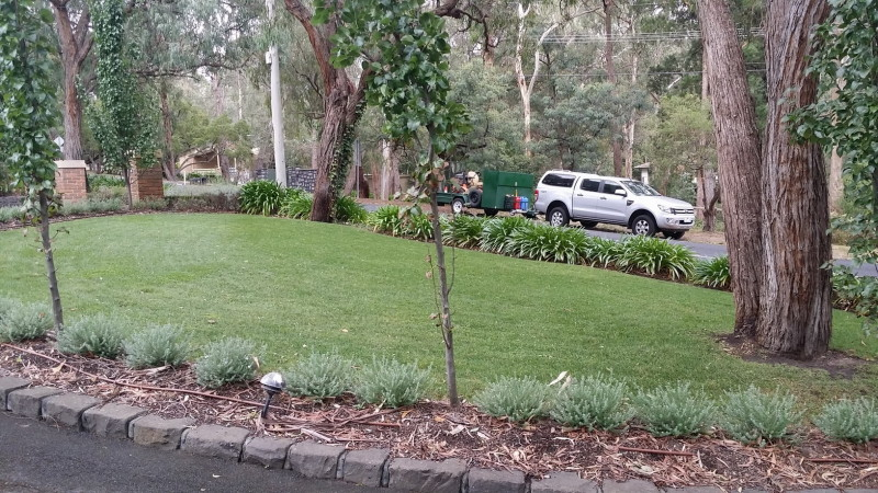 Lawn Mowing Gardening In Park Orchards Acre Lawns