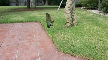 role of lawn mowing